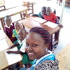 Juliet tutors Math in Kampala, Uganda