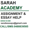 Your Assignment Nerd:) is an online GRE tutor in Perth, Australia