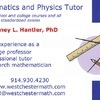 Sidney tutors ACT Math in Ossining, NY