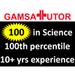 GAMSAT Tutor tutors in Sydney, Australia