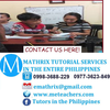 Mathrix tutors Series 7 in Tarlac, Philippines
