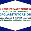 HARVARD_TUTOR_WORLDWIDE tutors GED in Brisbane, Australia