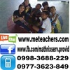 Gemar tutors German in Dasmariñas, Philippines