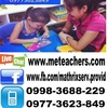 Libe tutors French in Manila, Philippines