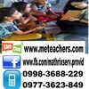 justin tutors GED in Cabanatuan, Philippines
