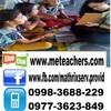 Armin tutors C in Los Baños, Philippines