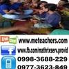 Maye tutors French in Manila, Philippines