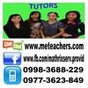 Vince tutors C in Manila, Philippines