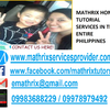mathrix tutors ASPIRE in Santa Cruz, Philippines