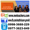 Mathrix tutors GED in Biao, Philippines