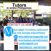 Lea tutors ACCUPLACER ESL in Calamba, Philippines
