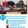 Toni tutors AP Spanish Language in Manila, Philippines