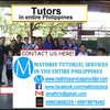 Mathrix tutors GRE Verbal in Manila, Philippines