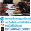 Mathrix tutors GRE in Cavite, Philippines