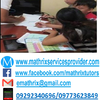 Mathrix tutors ACT in Manila, Philippines