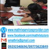 Mathrix tutors GRE Subject Test in Mathematics in Batangas, Philippines