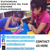 Mathrix tutors ASPIRE in Batangas, Philippines