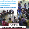 Mathrix tutors Civics in Manila, Philippines